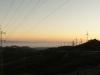 Traumhafter Sonnenuntergang kurz vor Tarifa (Spanien)