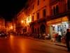 Ankunft in Chefchaouen bei Nacht