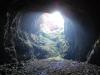 Höhlenschlund LA GROTTE DE FRIOUATO Maroc TAZA