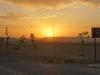 Traumhafter Sonnenuntergang Midelt Marokko