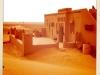 Lehmhaus in der Wüste