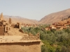 Typische Lehmbauten Marokkos