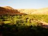Wundervolle Canyons nordwestlich von Ouarzazate