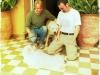 Die faulsten Hunde der Welt im Les 3 Chameaux in Mirleft