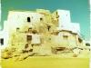 Sympathische Ruine am Strand von Sidi Kaouki