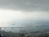 Aussicht über den Hafen von Gibraltar.