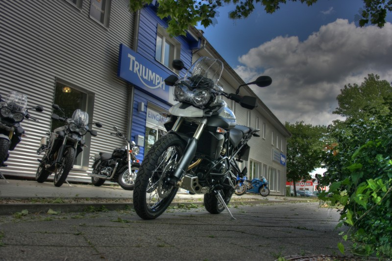 Kottes Triumph 800 XC